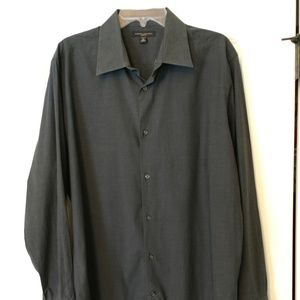 Bananna Republic mens woven shirt